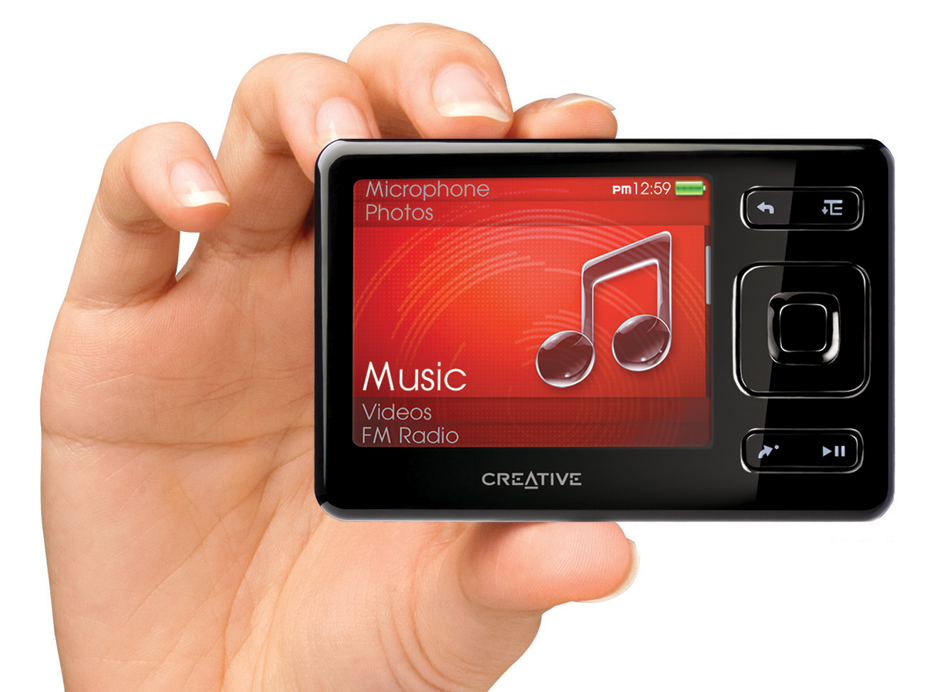 Creative Zen 4GB Review | Trusted Reviews