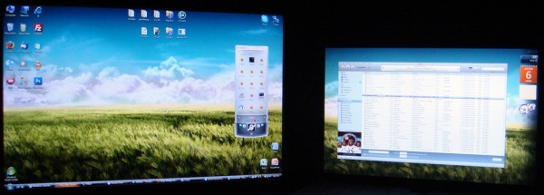 Windows Vista Dual Monitors