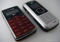 LG VX9100 vs. LG VX9900