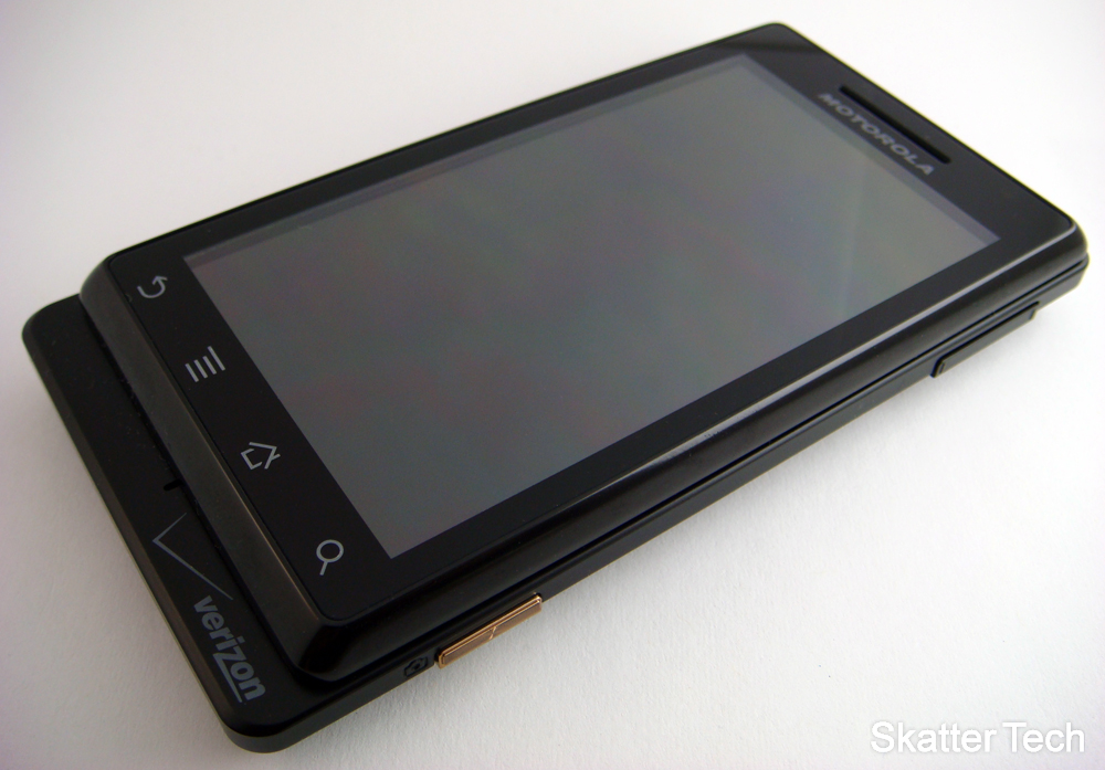 droid motorola verizon. Motorola Droid Verizon Wireless D