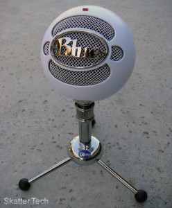 Blue Microphones Snowball Alone