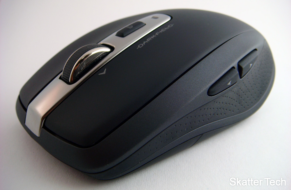 Logitech Anywhere Mouse MX (Review) | Skatter
