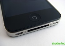 Apple iPhone 4: Home Button