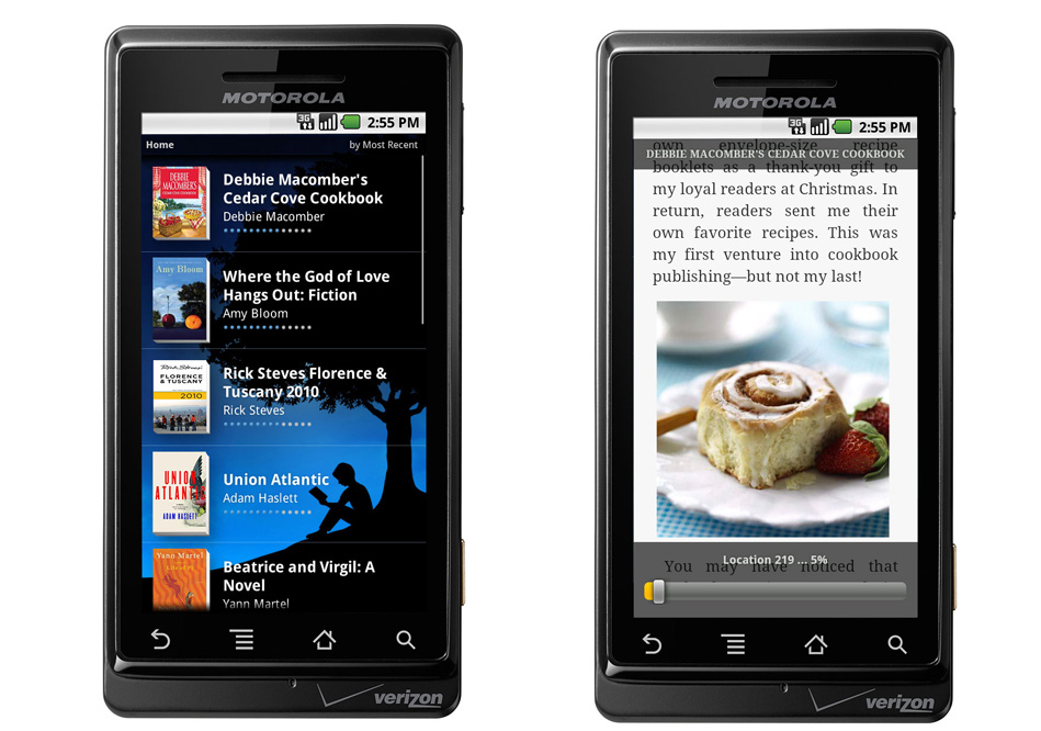 kindle app goes android brings update skatter
