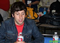 Big Bang Theory: Simon Helberg