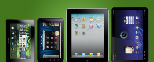 Infographic: PlayBook vs. Streak vs. iPad vs. Xoom