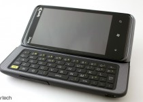 HTC Arrive - Keyboard
