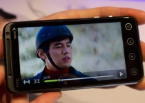 HTC EVO 3D Video