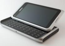 Nokia E7 - Keyboard