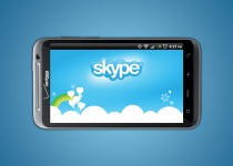 Skype Video HTC Thunderbolt
