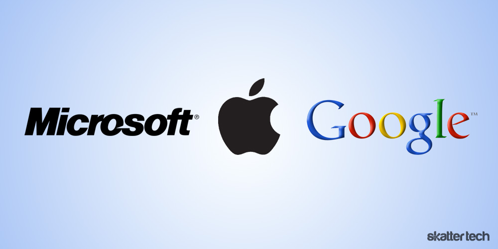 The Value of Competition: A Microsoft, Apple, Google Analysis ...