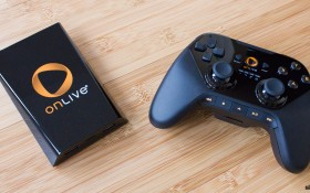OnLive MicroConsole and Controller