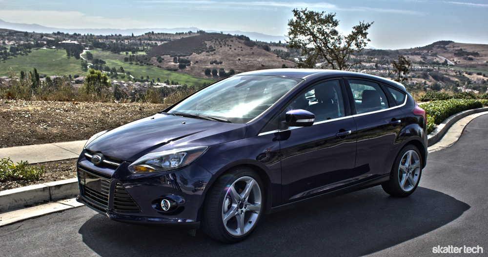 the ford focus 2012